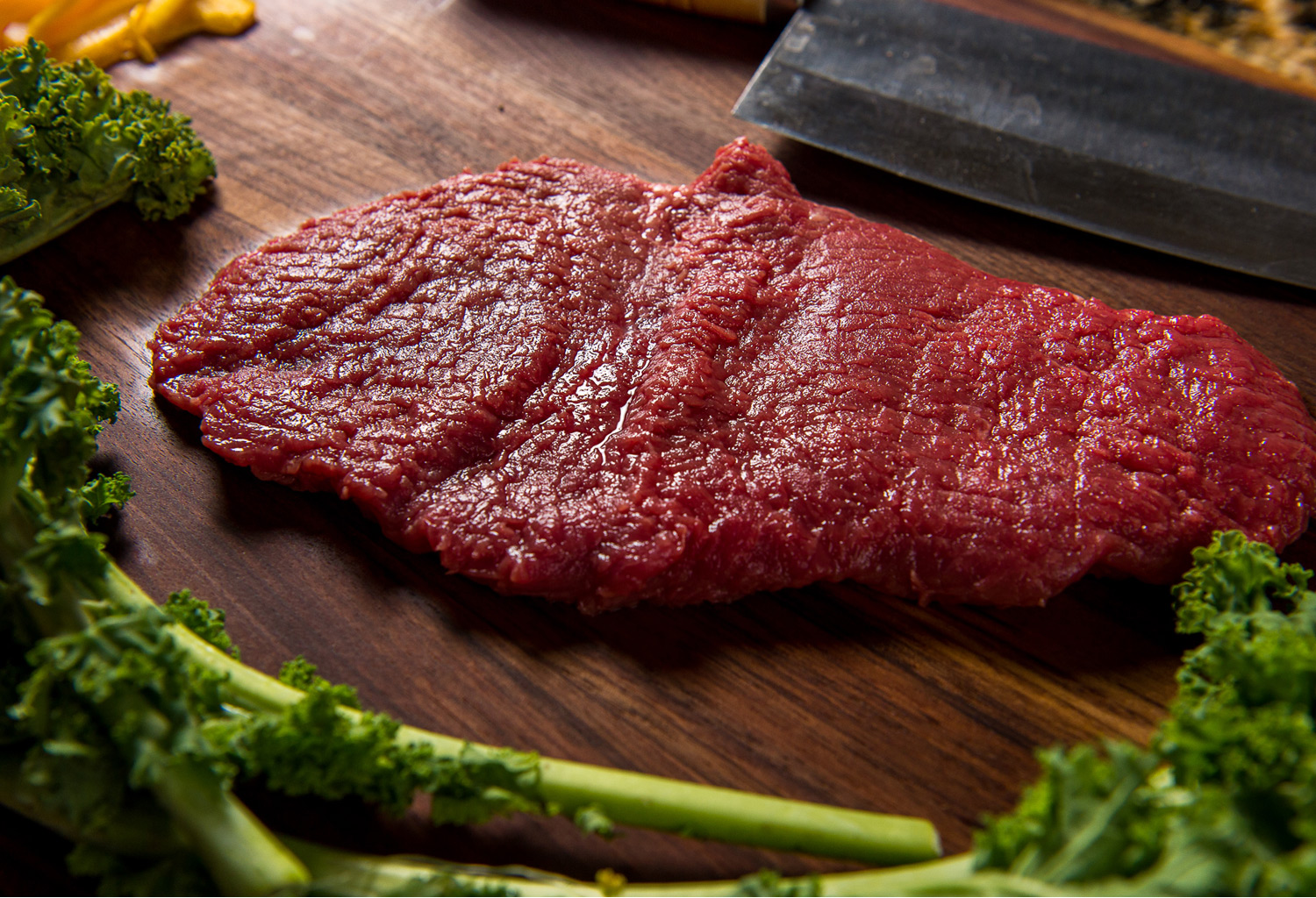 River Watch Beef – Premium Grass-Fed Round Steak