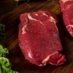 River Watch Beef Cuts - 2 Sirloin Steaks - Front Focus