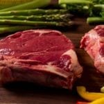 River Watch Beef Cuts - 2 Grass Fed Ribeye Steaks