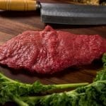 River Watch Beef - Grass Fed Beef Round Steak