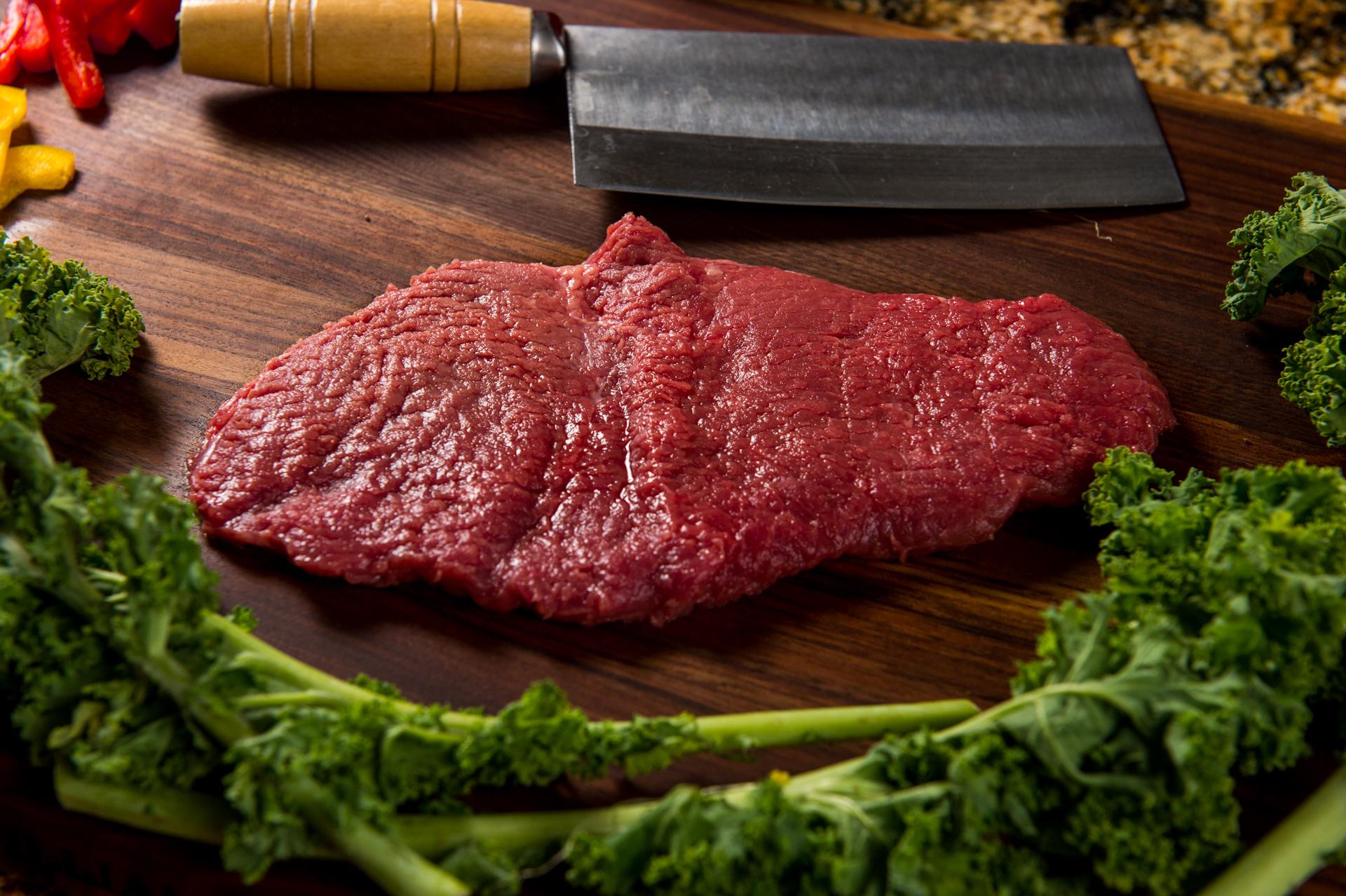 River Watch Beef - Grass Fed Beef Round Steak