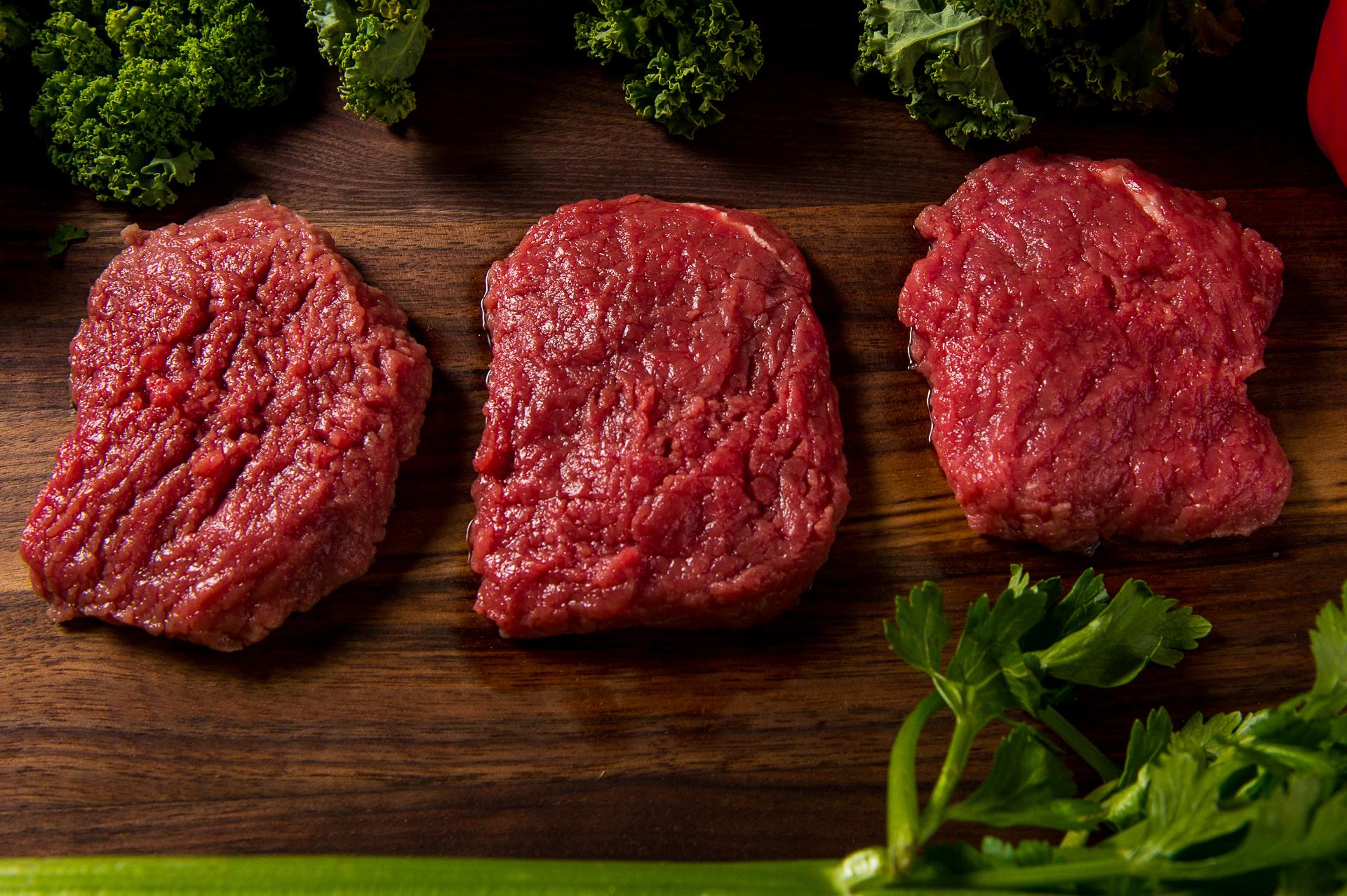 River Watch Beef - Grass Fed Minute Steaks