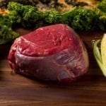 River Watch Beef - Grass Fed Sirloin Roast Top