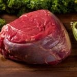 River Watch Beef - Grass Fed Sirloin Roast