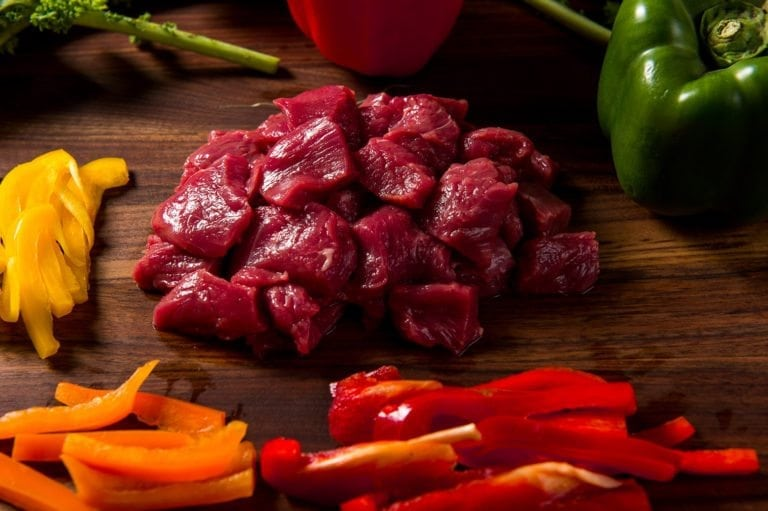 River Watch Beef - Grass Fed Stew Meat