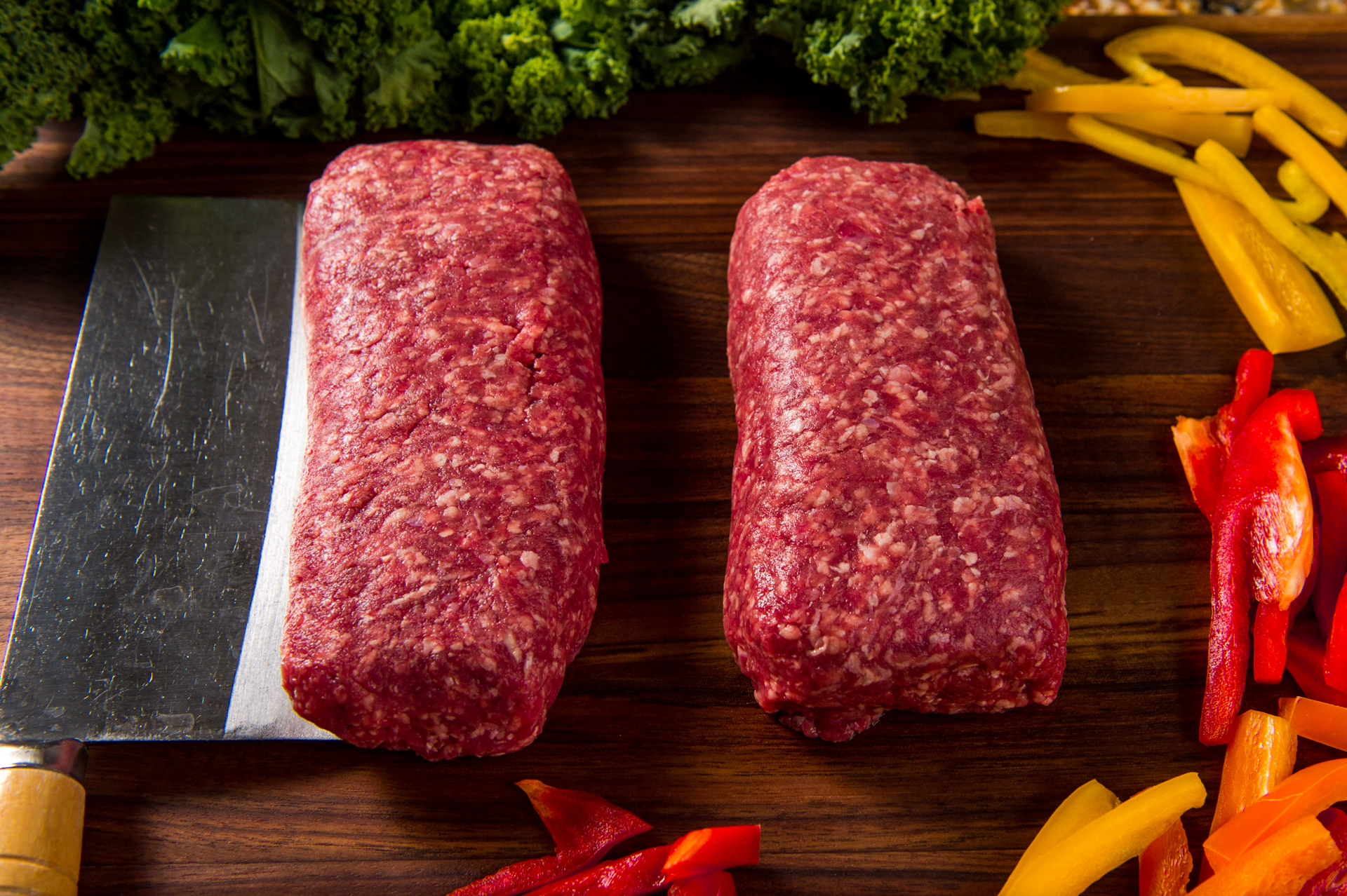 Premium Aged Grass Fed Ground Beef