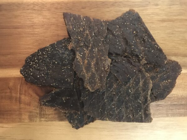 Beef Jerky Sweet Peppered