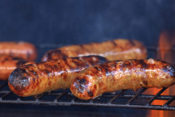 All Natural Grass Fed Beef Bratwurst