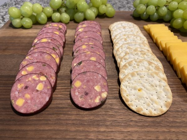 Beef Summer Sausage Cheese Jalapeno